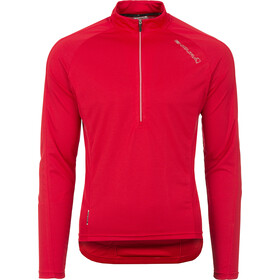 Endura Xtract Maillot à manches longues Homme, red